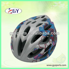 Composite leader bicycle helmets for adults head protection
