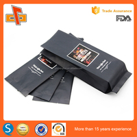 Made in china recycle side gusset custom printing coffee packaging bags