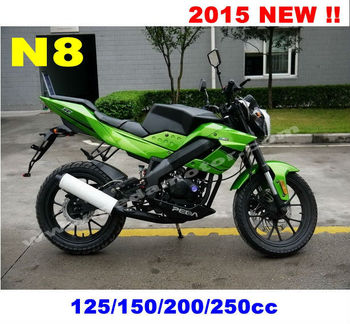 2015 new motorcycle N8