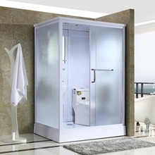 toilet shower cubicle set, toilet shower combo