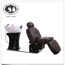 Beauty Full Eletrical 3 Motor Podiatry Chair Facial Massage Dental Bed Shampoo Chair Bed