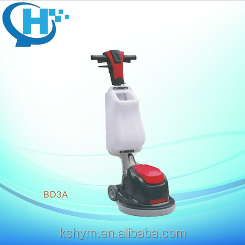 floor waxing polisher machine