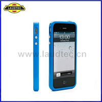 For iPhone 4 4S 5 5S 5C Bumper Case In stock Hot selling---Laudtec