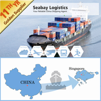 Alibaba vertified sea shipping Shanghai to Singapore