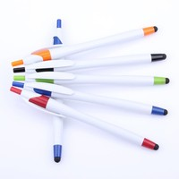 2 in1 stylus pen and ball pen for ipad iphone JD8121 Free Samples
