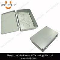 Manufactory Customized IP67 Die Cast Electrical Waterproof Metal Aluminium Box for Electronic