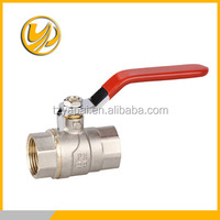 yuhuan factory venus brass ball valve export to middle east coutires