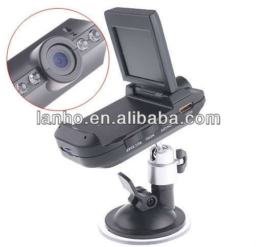 "Professional Mini car video,HD 2.5"" Color LCD IR LED Car DVR Camera Recorder SD/MMC ,Car Black box"