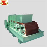 ISO9001:2008 certification mining equipment stone crushing plant flat apron feeder equipment