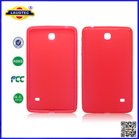 Soft Handful pudding TPU Gel Cover Case For Samsung Galaxy Tab 4 7.0