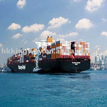international container shipping service from China to Middle east