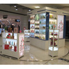 Customized MDF sales cosmetic shop counter design