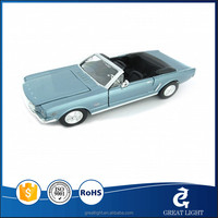OEM toy metal authorization realistic die cast miniature car model