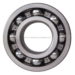 High precision low noise deep groove ball bearing 6001 made in china motorcycle bearing