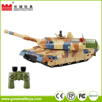 2016 best selling Remote control simulation rc tank toys supplier for kid 2227