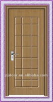 fashionable glass bathroom entry doors PJ-107