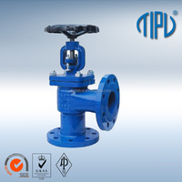 Air Release Flow Control Angel Valve
