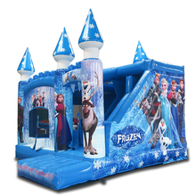 inflatable castle 5mx4m princess bounce house inflatable bouncer,inflatable bouncy castle , free air shipping to door