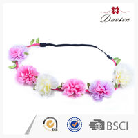 Eco-Friendly Baby Flower Import Hair Accessories