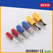 Hot selling good reputation high quality bullet insulated terminal