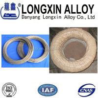 high hardness high resistivity nickel alloy wire