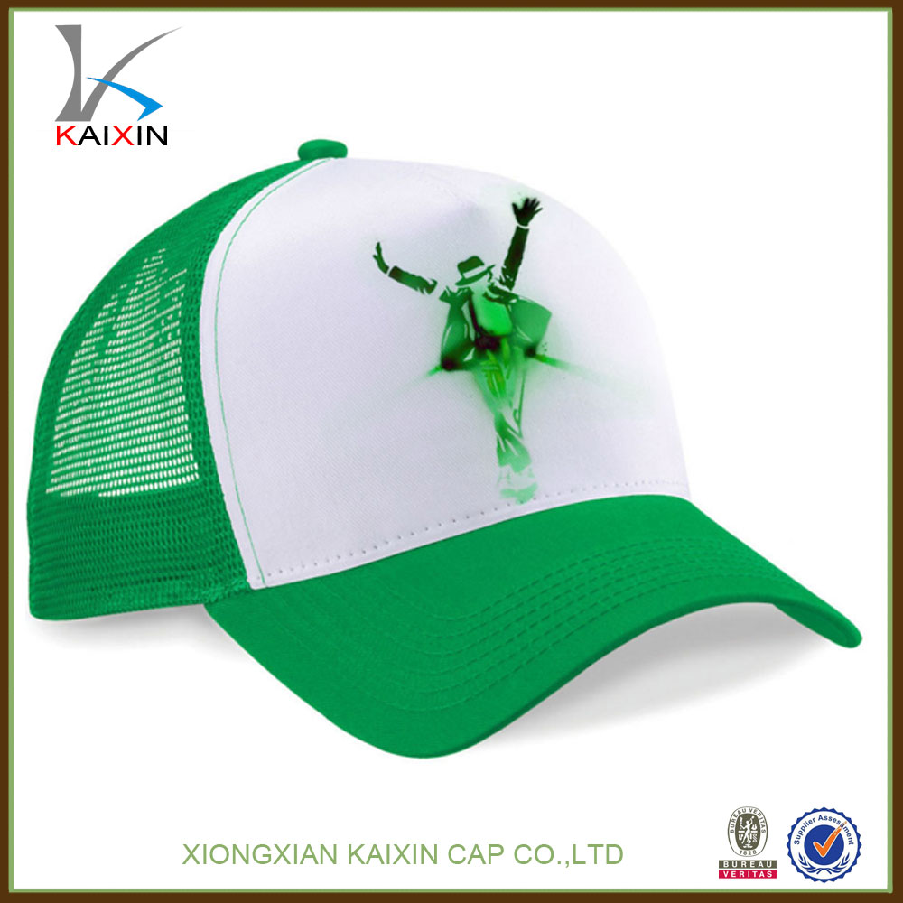 Wholesale Printing Trucker Cap Custom Made High Quality Baseball Trucker Hat