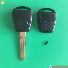 High quality smart key cases for 1 Side-Button Remote Key Shell