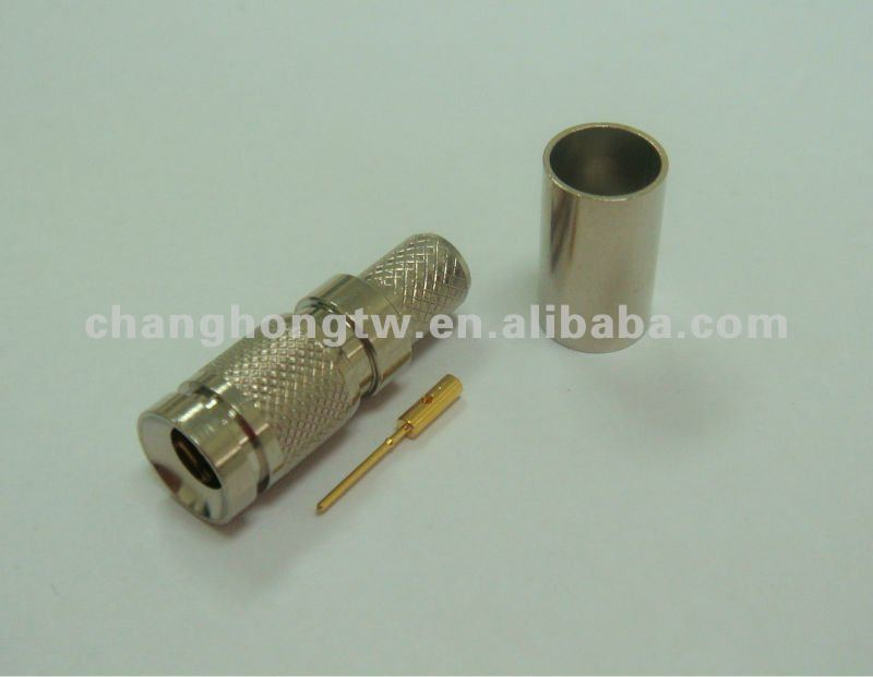 FOR RG59 Coaxial Cable 1.0/2.3 DIN CONNECTOR