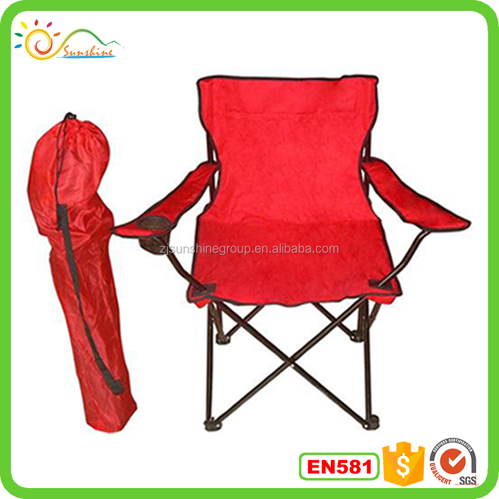 Outdoor beach chair fabric folding lounge chair round backpack beach chair