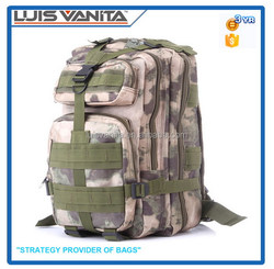 Outdoor Military Backpack, Durable Hiking Bags, Camping Backpack