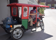 YANSUMI Three Wheel Motorcycle For The Disabled,Baby Tricycle,Tuk Tuk Para La Venta
