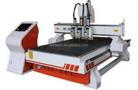 High precision CNC engraving machine 1318 1325 CNC wood router with vacuum table for wood aluminum