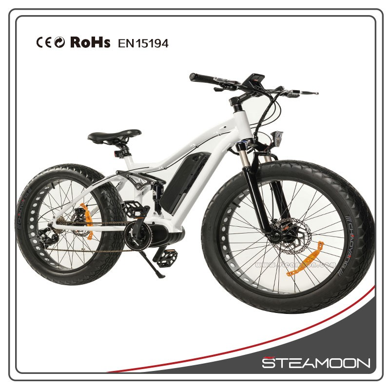 "E-cycle the newest snow ebike/ fat ebike 26""*4.0 tyre for sale"