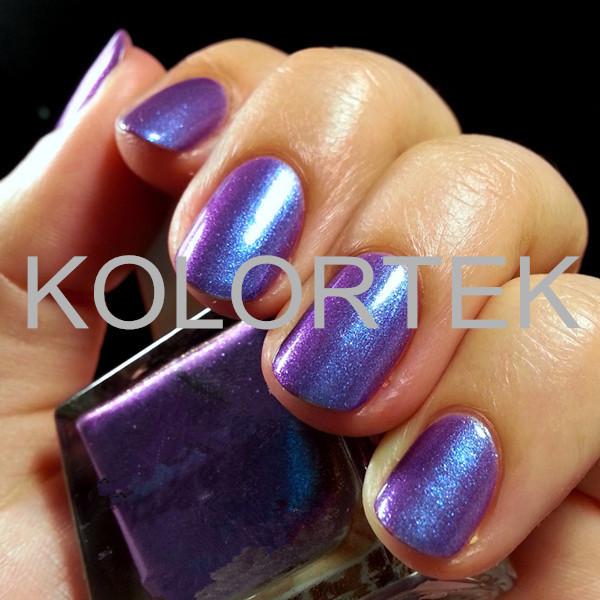 Kolortek Chameleon Pigment Nail Polish, Cosmetic Grade Chameleon Pigment
