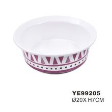 Pet Single Ceramics Dog Bowl High Quality Drink And Food Bowl