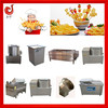 Best seller type stainless steel semi-auto french fry production line