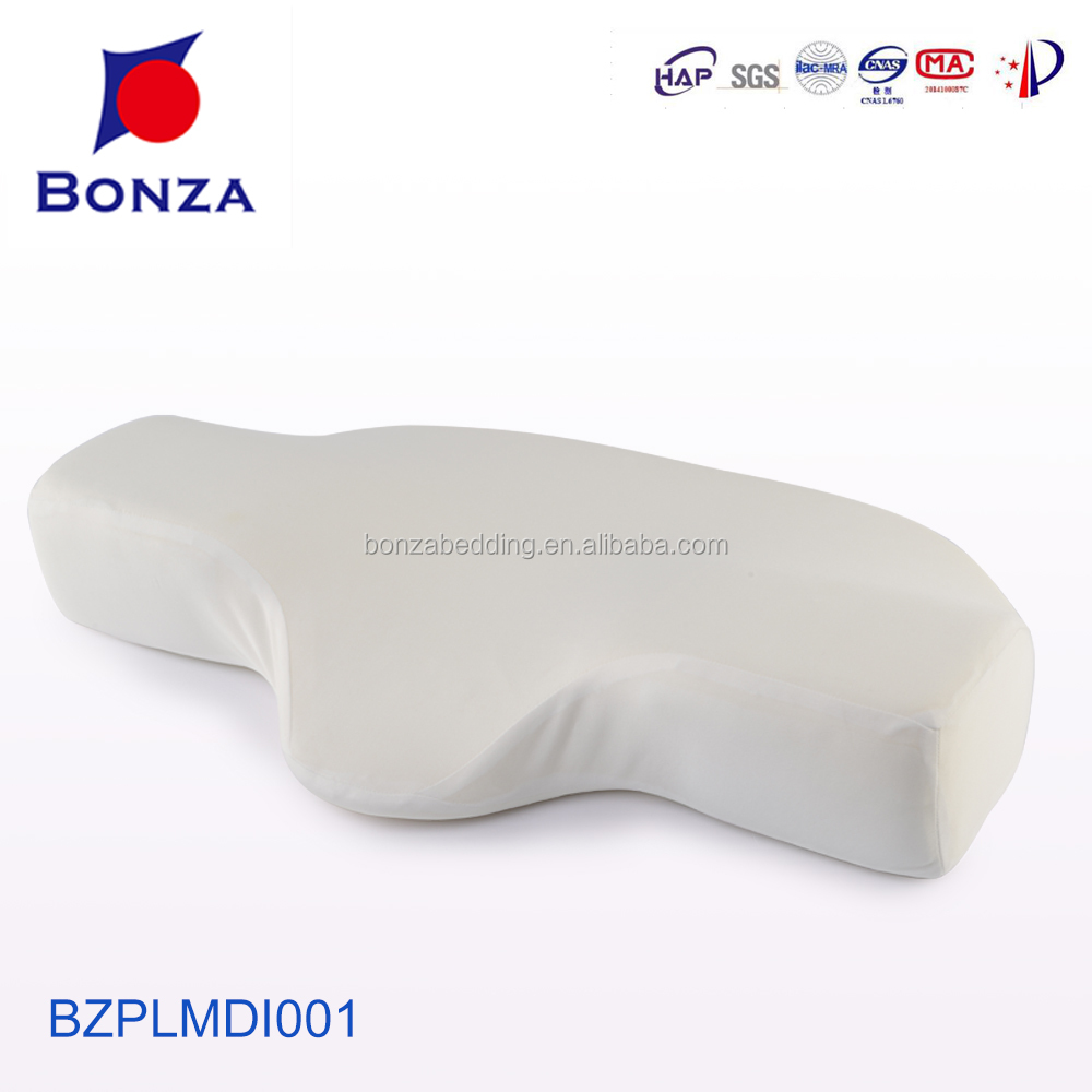 2017 BONZA HIGH QUALITAY beauty silica gel pillow WITH FACTORY
