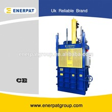 Hydraulic vertical cardboard baler from UK