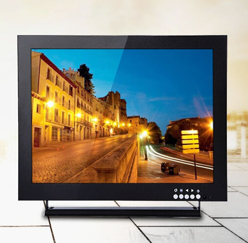 Security Composite Video Hd Bnc 19 Inch Cctv Lcd Monitor OEM 19 inch HD cctv monitor with bnc input