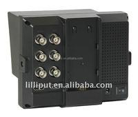 Lilliput DC 6-24V 1920*1080 5 inch lcd portable hdmi monitor