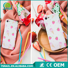Oem custom printing Mobile Accessories Shell Fashion Design Armor TPU PC Smartphone Cover Cell Phone Case For Iphone 6