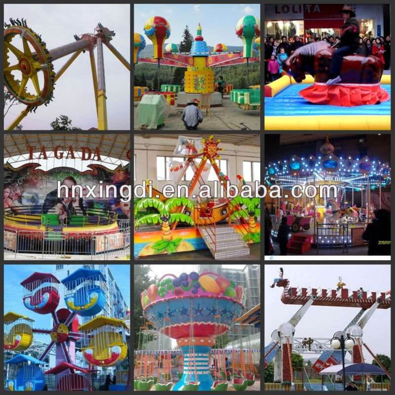 professional china funny amusement park games factory