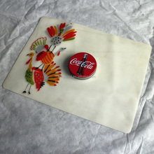 PVC Kitchen Placemat, with custom design and printing