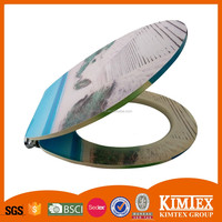hot sell open front uf toilet seat and aksesoris toilet seat
