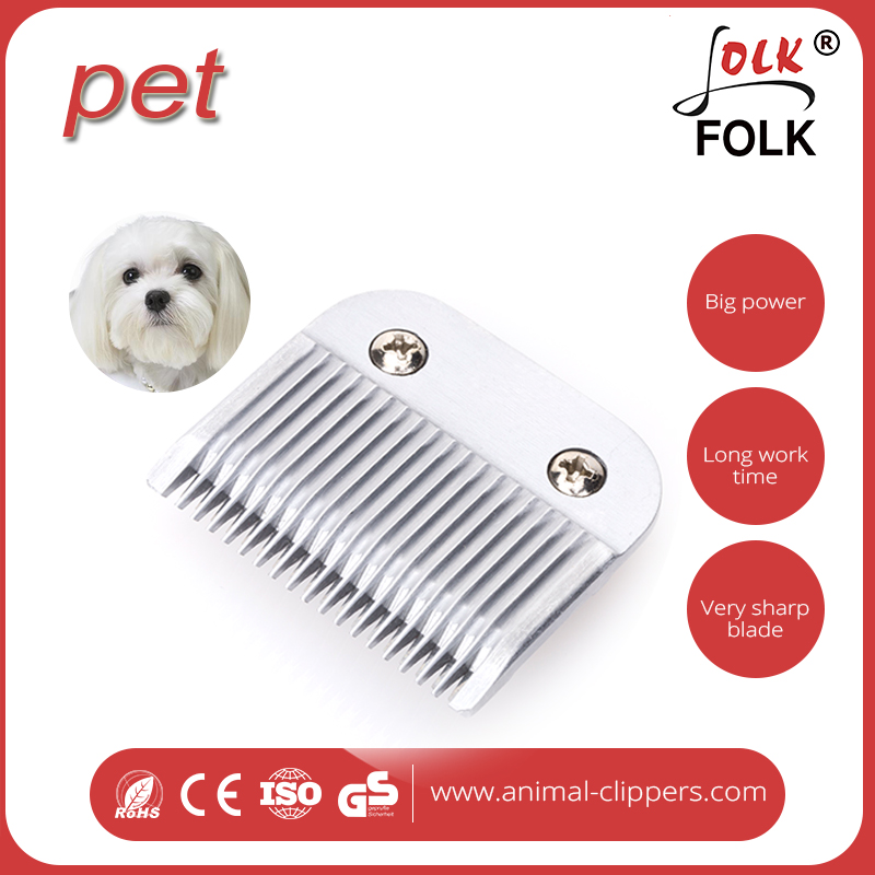 New pet clipper accessories products dog cat hair clipper blade