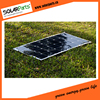 OEM service 100wp 18V Semi Flexible Solar PV Modules