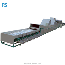 fruit and vegetable washing line apple washing waxing sorting machine line