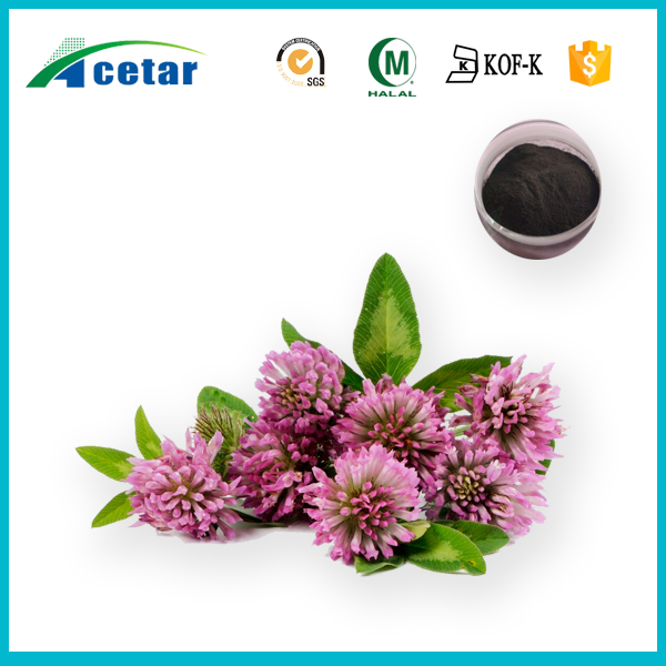 Bulk supply bulk powder High purity Red clover extract
