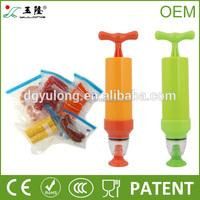 Reusable Vacuum Bag Hand Pump