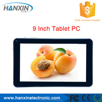 Best supplier on alibaba 9 inch 2048 levels cheap tablet pc